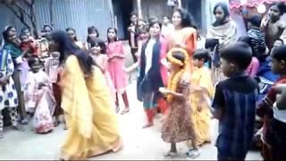 Pori  Full Video   Rokto   Porimoni Roshan   Kanika Kapoor  u0026 Akassh   Eskay Movies