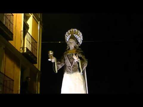 Martes Santo - Santa María Magdalena (C. de la Barca) - Semana Santa Cuenca 2016