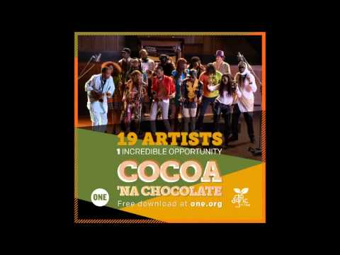D'banj, Femi Kuti, Fally Ipupa, Omawumi, Diamond, Africa All Stars -- Cocoa Na Chocolate video