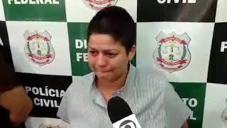 Crime Hediondo: Mãe e companheira falam em delegacia sobre assassinato
