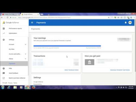 AdSense Full Setup   Start To Finish AdSense Account Information   Hindi Tutorial