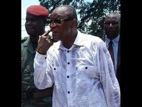 Alpha Condé s'offre un bain de foule dans les rues de Conakry au lendemain de son retour de Tunisie