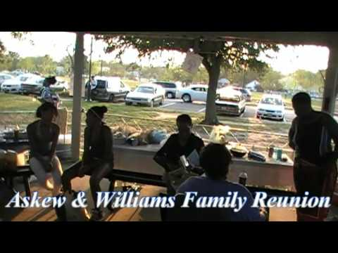 Askew and Williams Family Reunion