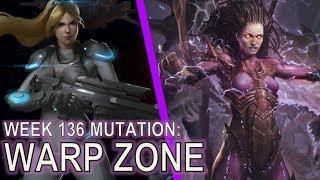 Starcraft II: Warp Zone [Hero Solo]