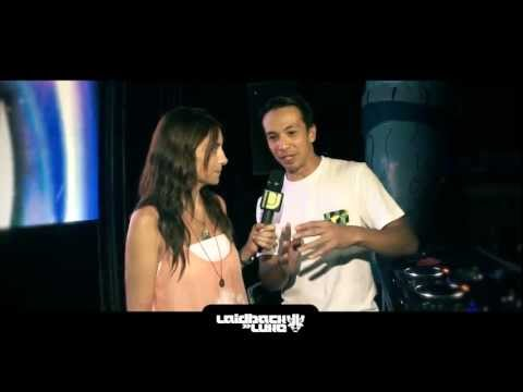The Laidback Luke Legends - Chapter Three - Backstage at Super You & Me