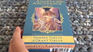 Angels of Abundance Oracle Cards キター!