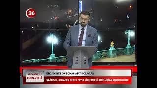 Cumartesi | Dr.Arslan Kabukçuoğlu İyi Parti Esk Mv