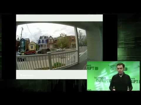 Dropcam Demo with Greg Duffy | Disrupt NY 2014