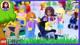 LEGO City Fun in the Park Review Build Silly Play with Lego Friends - Kids Toys