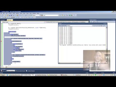 DirectShow Programming 22