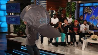 Ellen's Life-Changing Surprise for an Amazing New York City Dance Crew