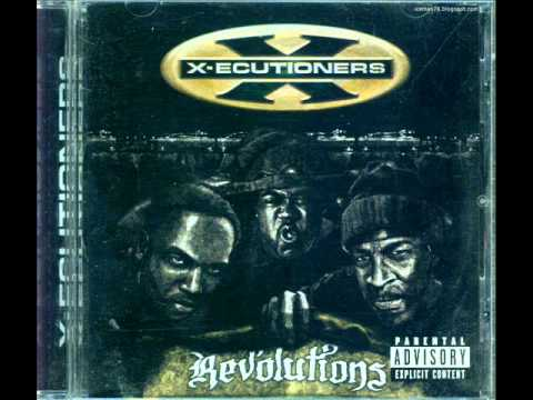 X-ecutioners - Live From the PJs