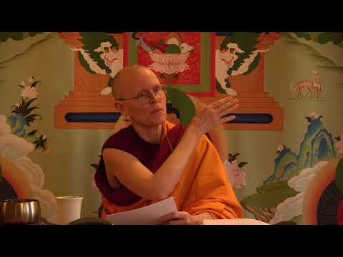 12 The Course in Buddhist Reasoning and Debate: Mutually Inclusive Phenomena 10-05-17