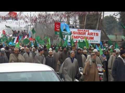Eid Milad in Kashmir