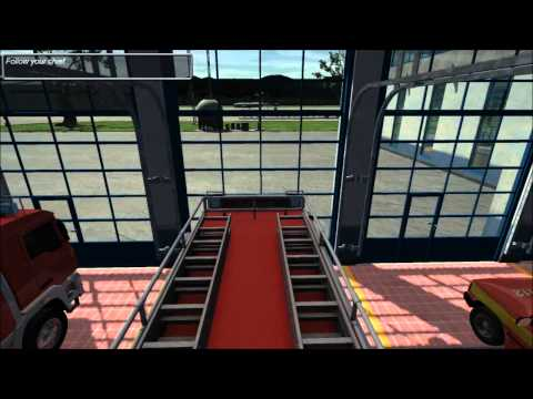 Airport Firefighter Simulator Day 1 ::: 7outof10