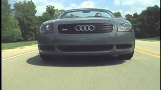 Audi TT Roadster 2003