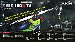 T-Rex 150X TA