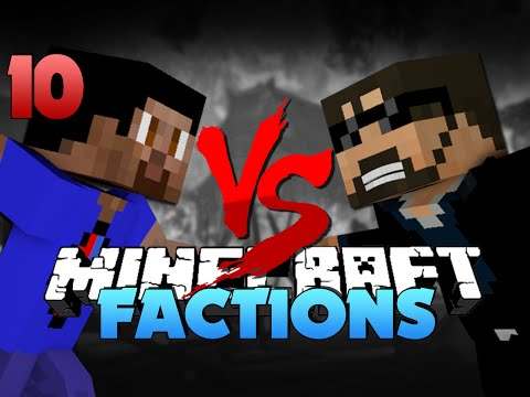 Minecraft Factions Battle 10 - THE BEST PVPER?