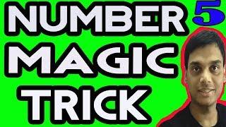 [5] Number Magic Tricks In Hindi