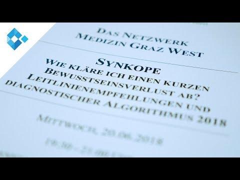 Das Netzwerk Medizin Graz West   Fortbildungsthema Synkope