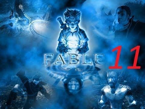 Fable the lost chapters прохождение серия 11 (Бауэрстоунский юмор)