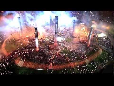 London 2012 Olympic Opening Ceremony- Highlights