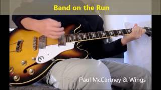 Watch Paul McCartney Band On The Run video