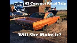 1967 Dodge Coronet 500 Road Trip