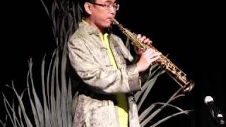 Ju Hua Tai (菊花台) - Soprano Saxophone Version (高音色士風)
