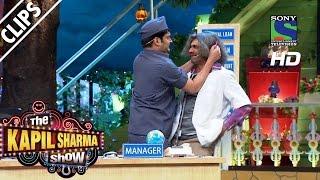 Dr. Mashoor Gulati Ke Saath Dhokha -The Kapil Sharma Show- Episode 30- 31st July 2016