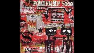 Watch Powerman 5000 A Is For Apathy video