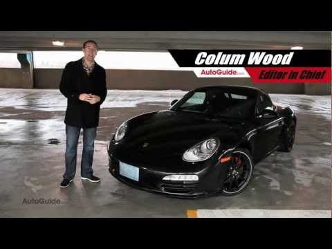 2012 Porsche Boxster S Review