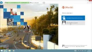 Microsoft Cloud Demo, Office 365 and Windows Azure