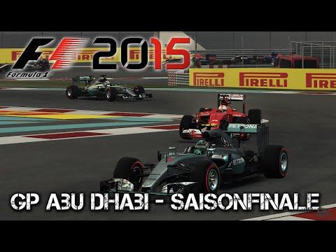 WAS. FÜR. EIN. FINALE! - F1 2015 [PS4] - GP Abu Dhabi