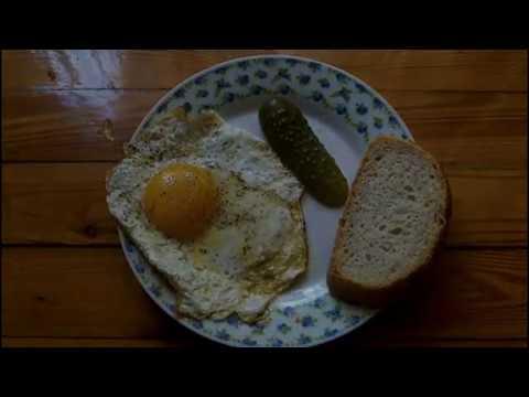[ Jak Usmażyć ]  Jajko - Jajko Sadzone