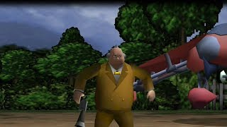 Final Fantasy VII (PS4) Boss: Palmer HD 720p 60fps