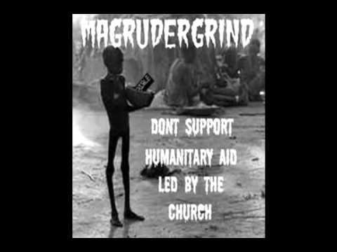 Magrudergrind - Agnostic Technology