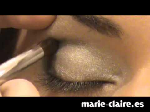 Maquillaje de fiesta luminoso
