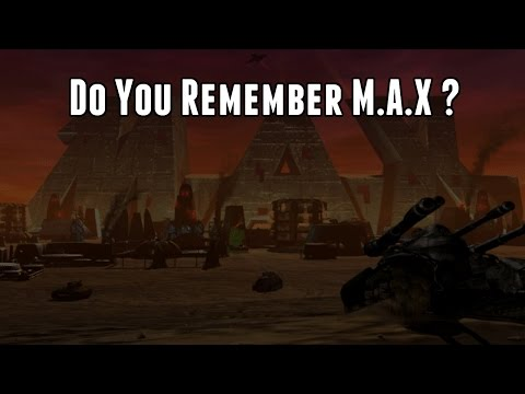 Do you Remember M.A.X. - An Hybrid turn based strategy scifi game
