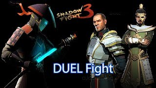 """Shadow fight 3 chapter 2 OjO Gaming Live Stream """"DUEL FIGHT"""""""