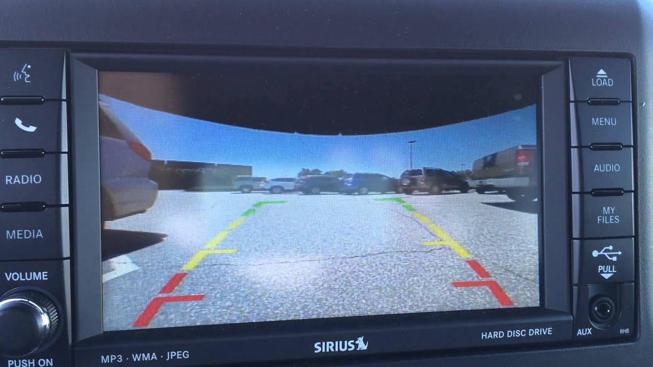 Wrangler Rear Camera Jeep Wrangler Rear View Camera