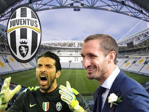 PARODIA CHIELLINI - Il matrimonio con la Juventus