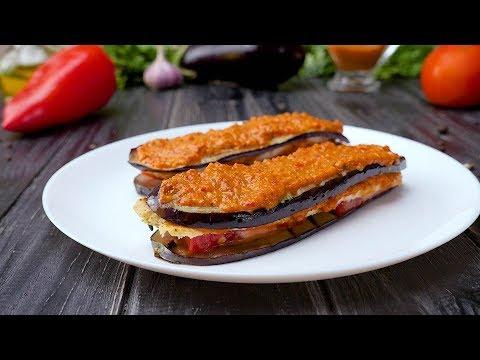 Как приготовить баклажаны с куриной грудкой - Рецепты от Со Вкусом