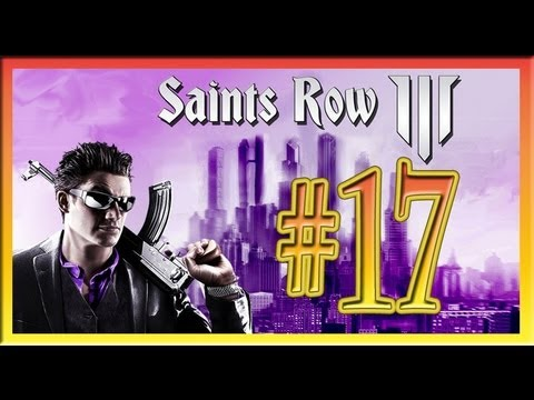 Saints Row The Third - Let's Play #17 - Devastazione totale