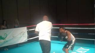 DOUBLE JAB   SLIP LEFT and REAR OVERHEAD PUNCH   LEAD HOOK