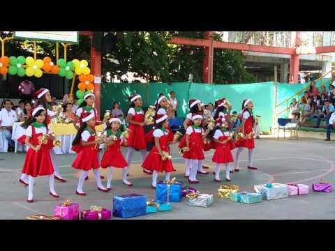 Presentación Del Musical La Estrella De Belén En El Colegio Guatiquia