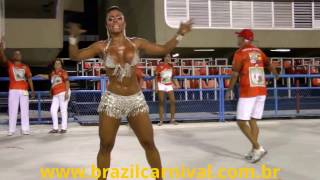 BRAZILIAN PERSONAL TRAINER DANCING AT RIO CARNIVAL: BODY AND FITNESS WORKOUT