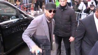 Exclusive Chris Brown Going To 2019 Yohji Yamamoto Menswear Show In Paris