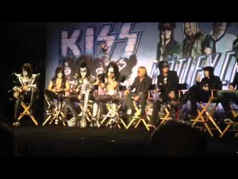 95.5 KLOS Company Picnic with KISS and Motley Crue