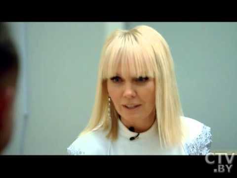 Валерия в гостях программы «Простые вопросы» с Егором Хрусталевым